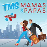 TMS Mamas and Papas logo